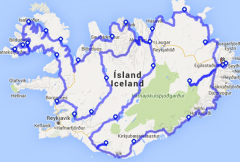 island route