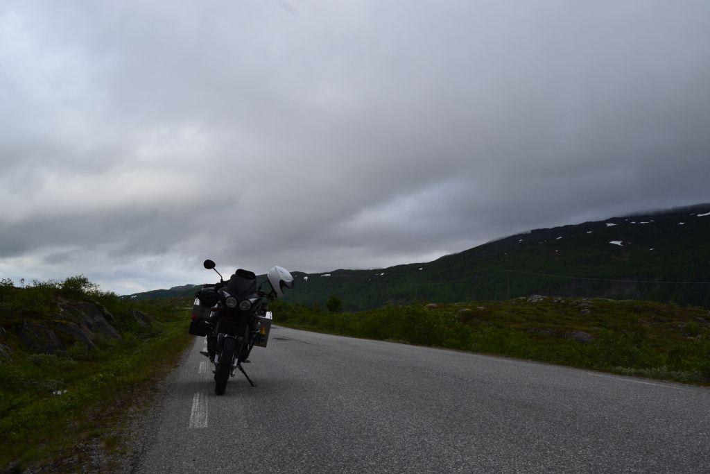 unterwegs in Scandinavien