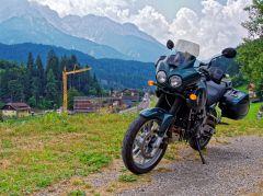 Am Fuß der Dolomiten