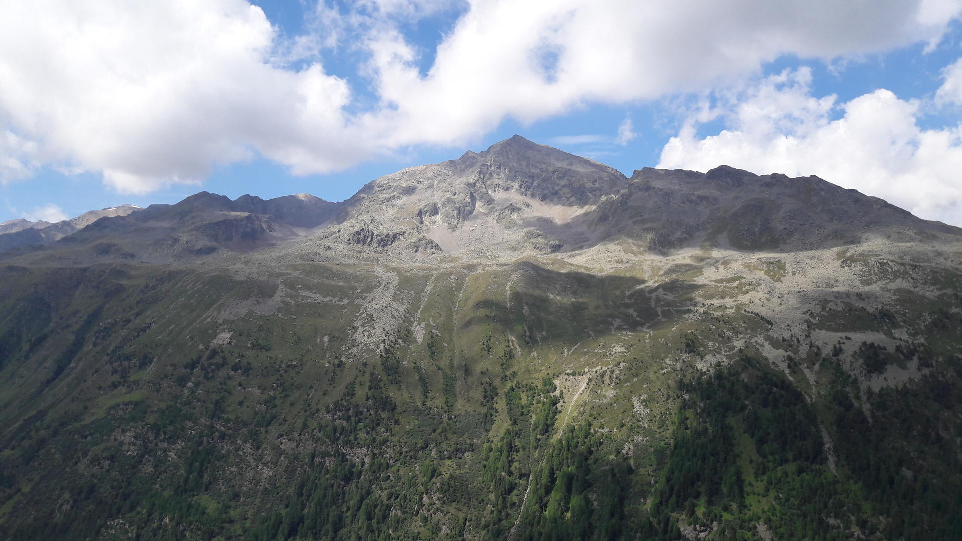 Berge,Berge,Berge.........