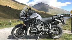 ... immer noch Lac de Mont Cenis...