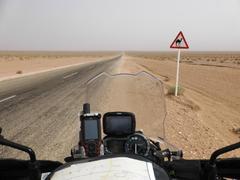 In der Dasht-e Kavir Wüste / IRAN
