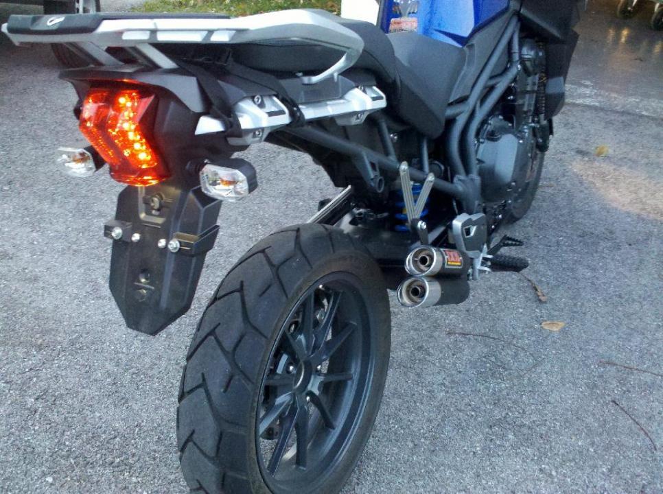 Ducati Scrambler Zubeh R Auspuff